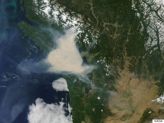 bc fires