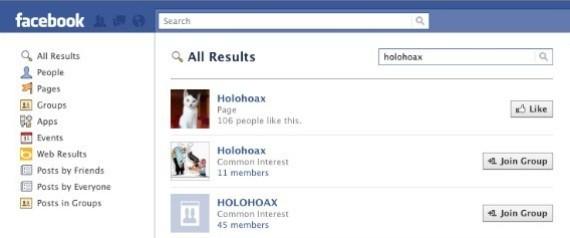 Facebookholocaust
