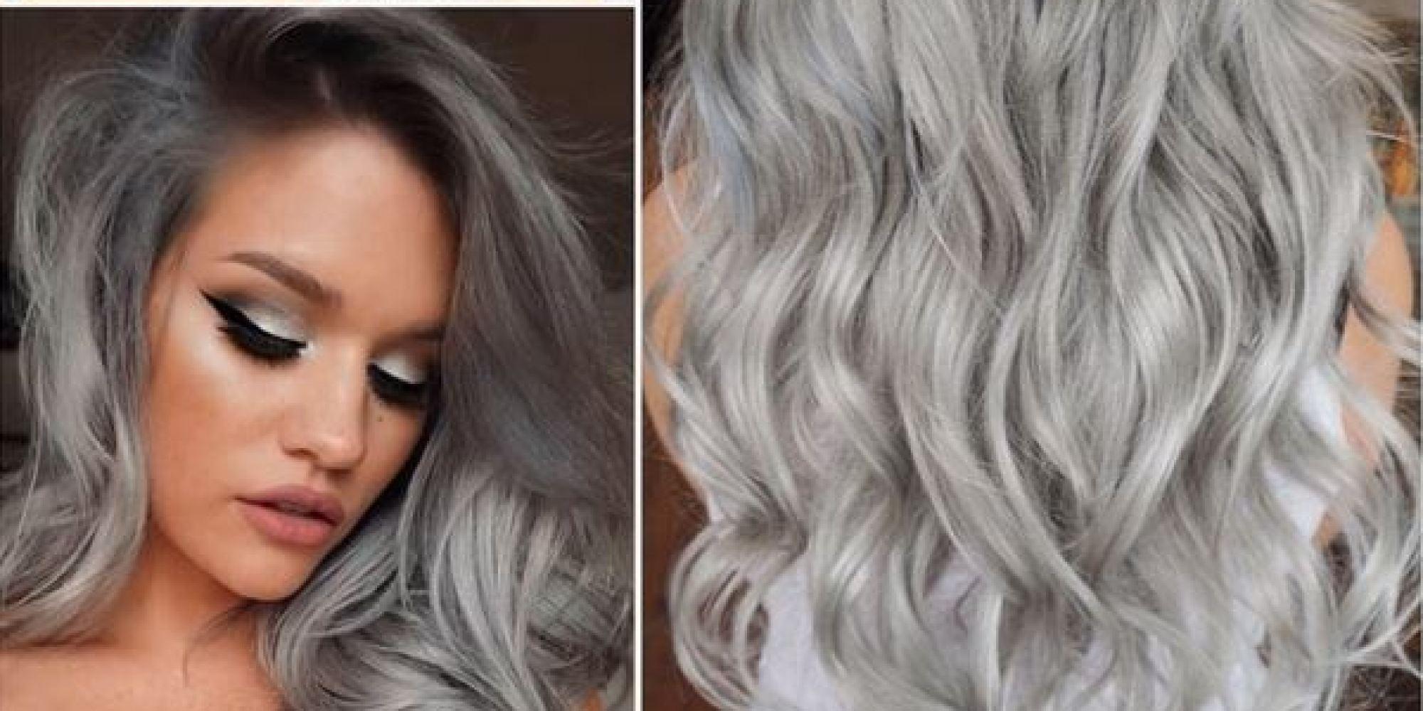 Granny Hair Trend 22 Photos Proving Grey Is Glamorous