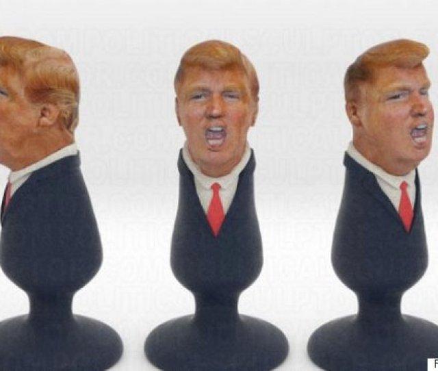Trump Butt Plug