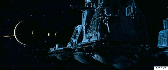 nostromo spaceship