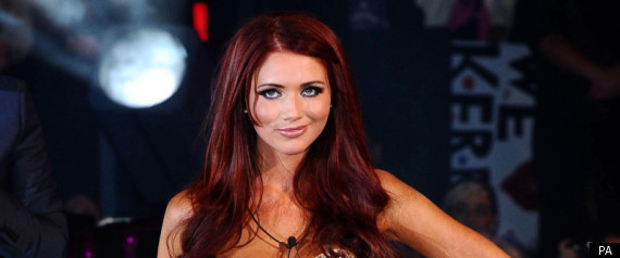 Amy Childs Offers Sally Bercow A Vajazzle On Her First Day