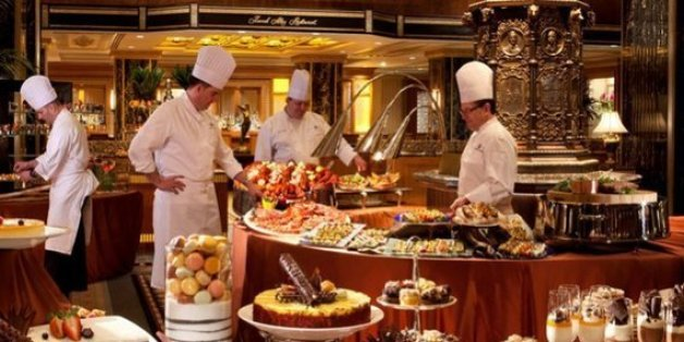 The 5 Best All You Can Eat Buffets In America HuffPost