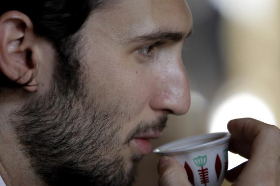 arab family coffee
