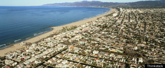 Sea Level Rise Would Be Costly In California, Economists Say