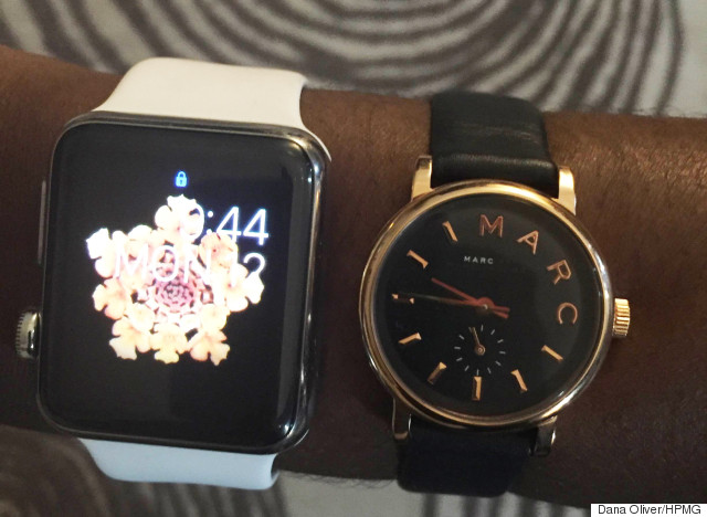 apple watch marc by marc jacobs watch