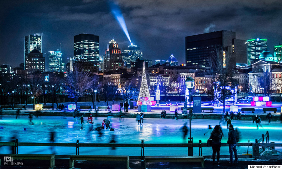 Northern Lights Montreal