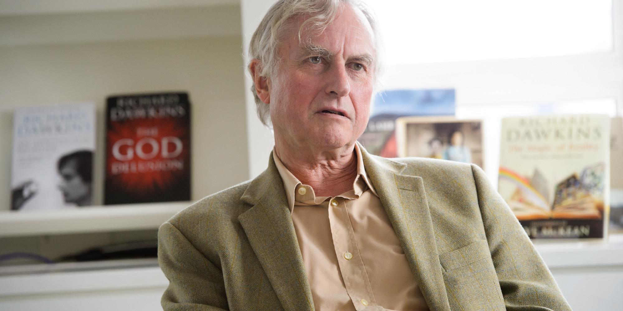 Richard Dawkins Accuses Pope Francis Of Religious