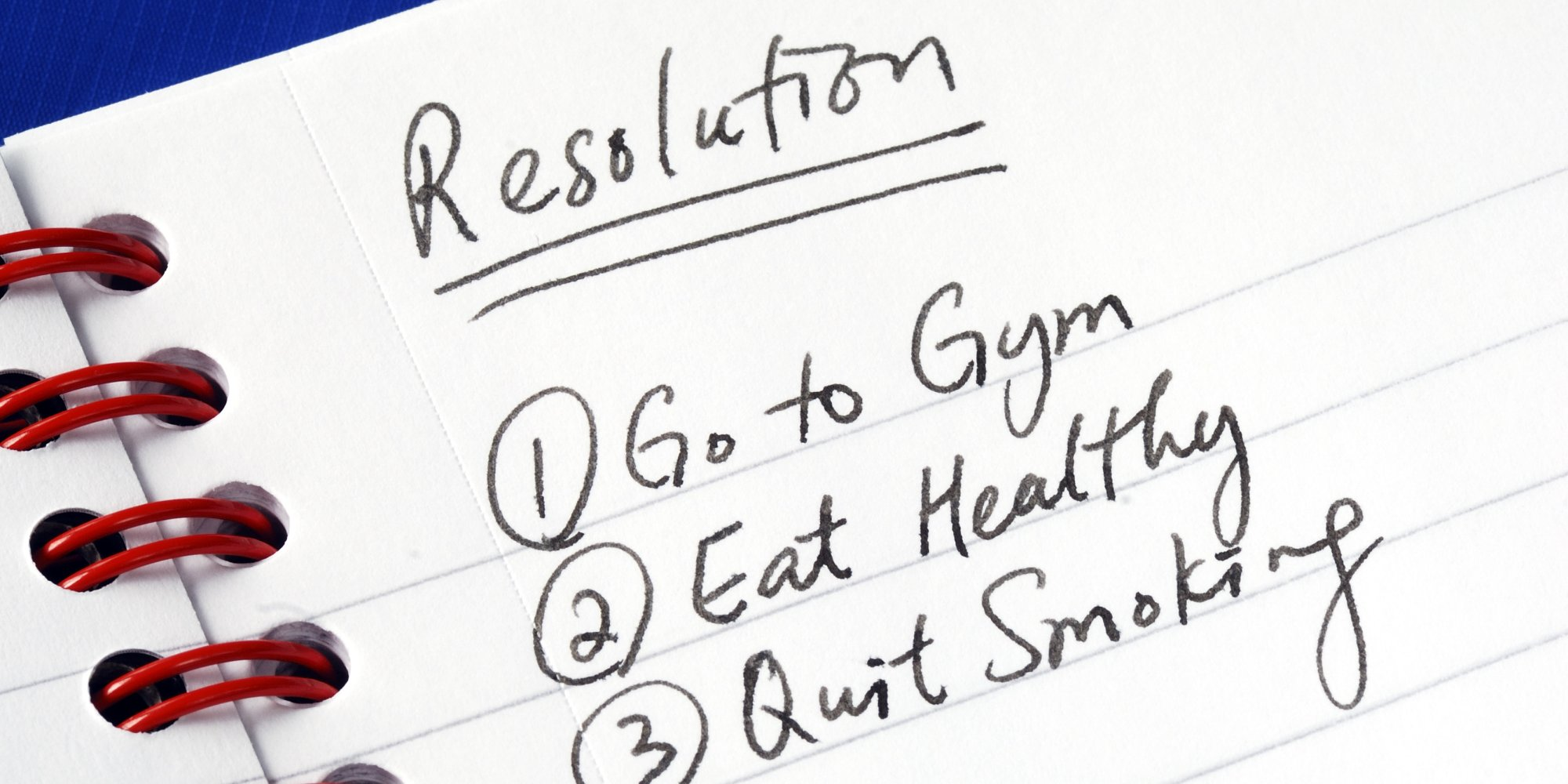 New Year S Resolutions Five Ways To Stick To Your Goals In