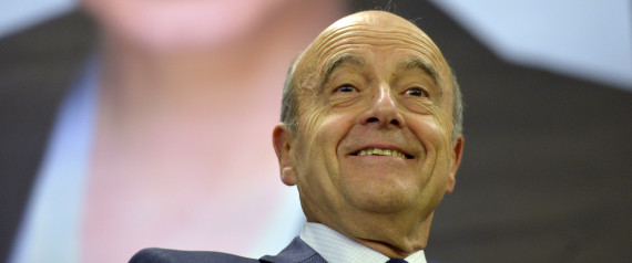 ALAIN JUPPE CANDIDAT 2017
