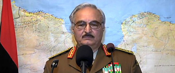 MAJOR GENERAL KHALIFA HAFTAR