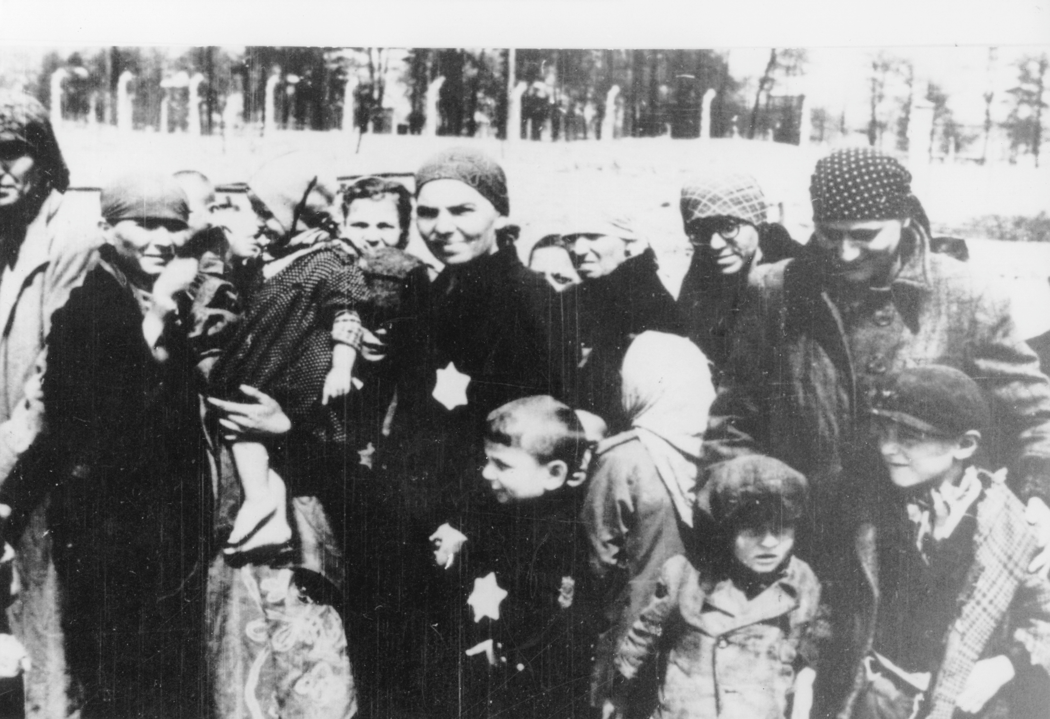 concentration camps in germany 1944