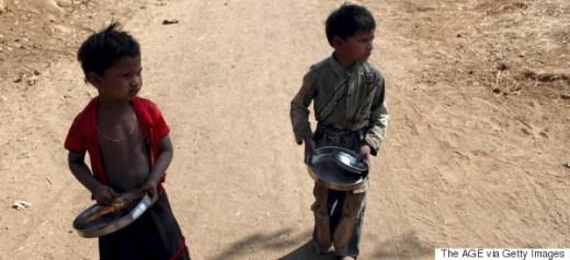 famine india