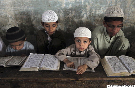 pakistan madrassa