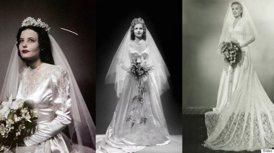 History Of Wedding Dresses: Watch How Gowns Have