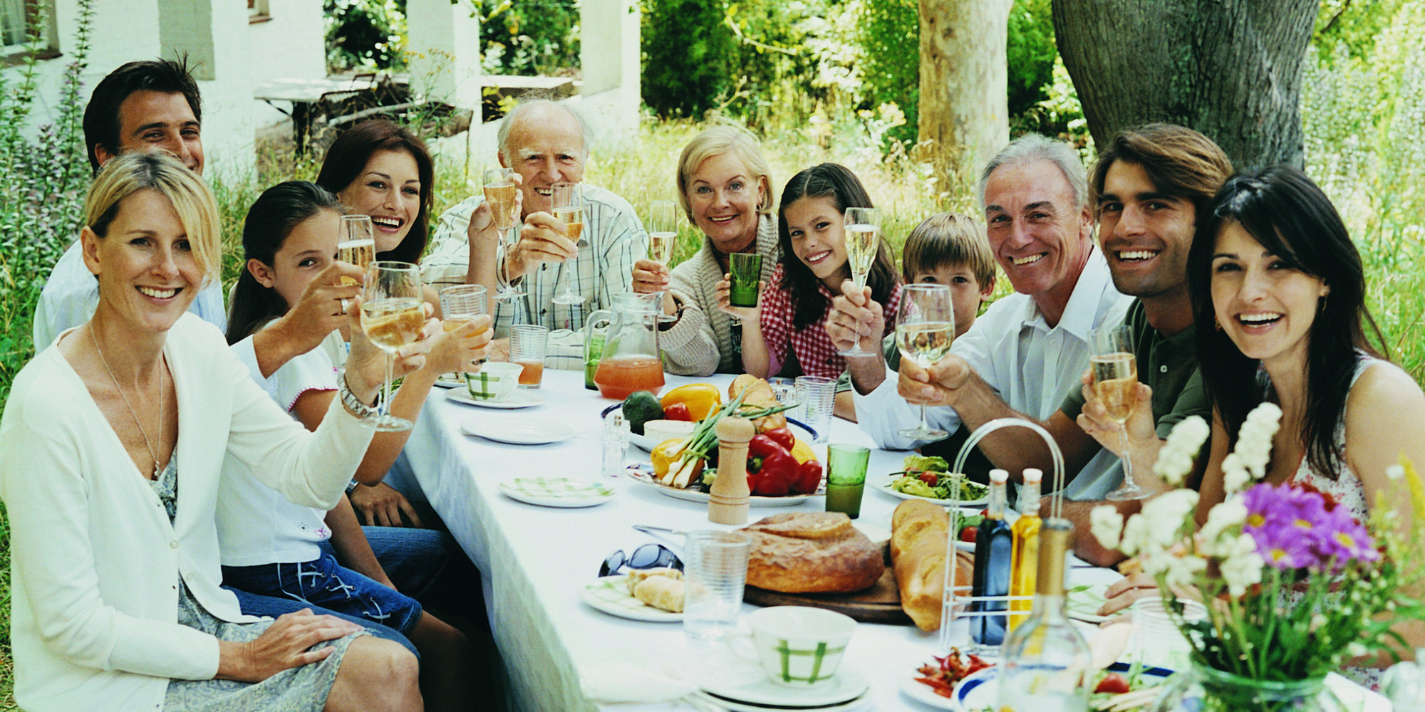 Making The Most Of Family Relationships