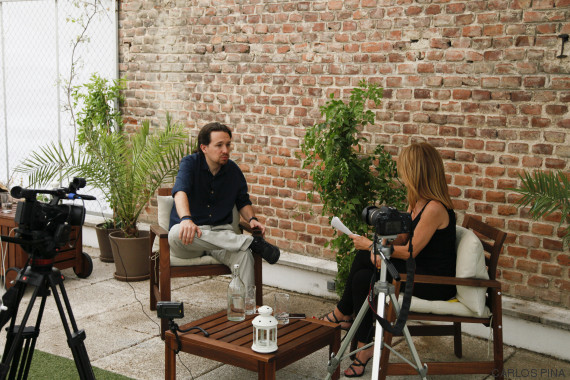 pablo iglesias entrevista