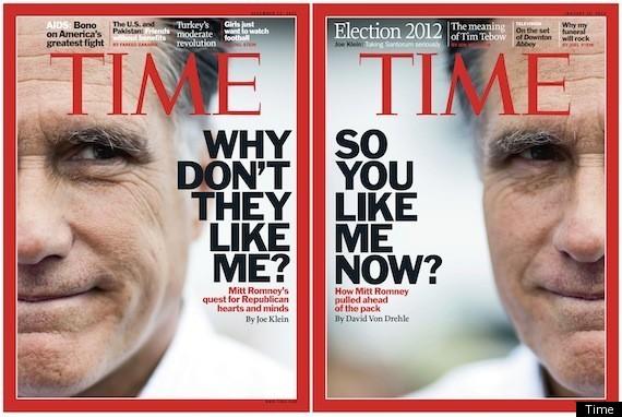Time-Romney