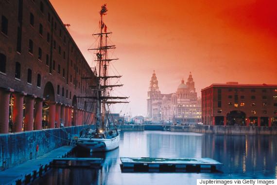 liverpool city uk