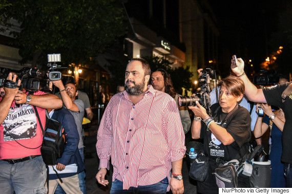 greece tv marinakis 2016