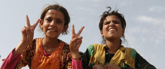 IRAQI GIRLS