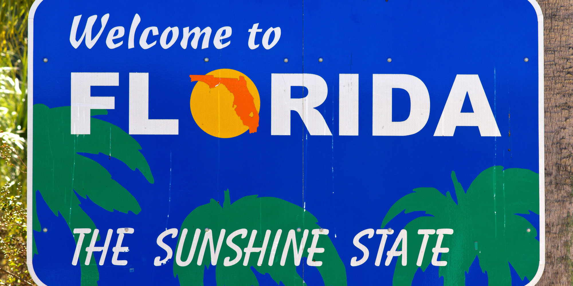 Welcome To Florida You Re More Likely To Here