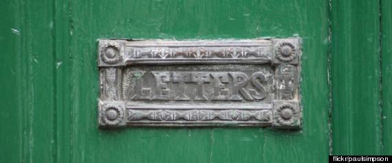 Lettersinthemail