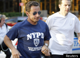 New York Times Sarkozy