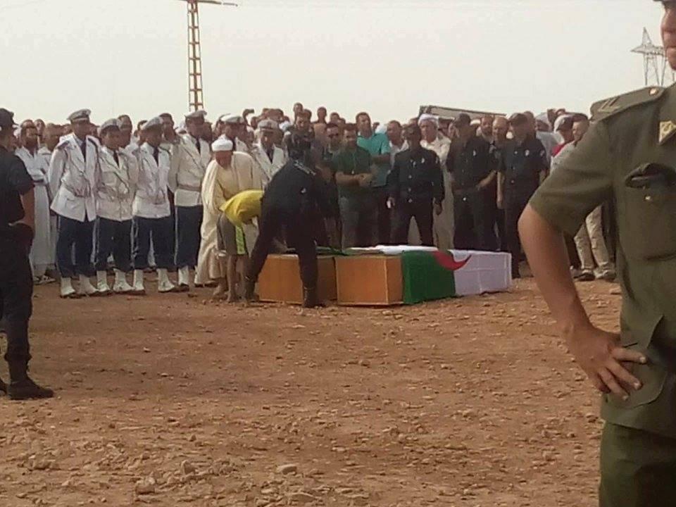 enterrement des deux policiers