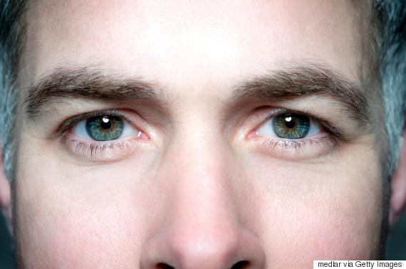 stare at eyes