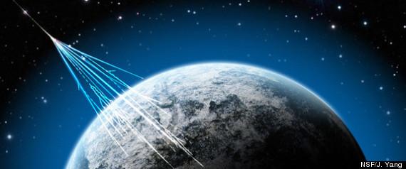 Cosmic Ray Mystery