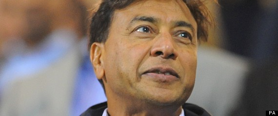 Lakshmi Mittal Richest Man