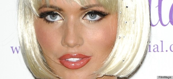 Hair Vajazzles: Amy Childs' New Invention Is... No