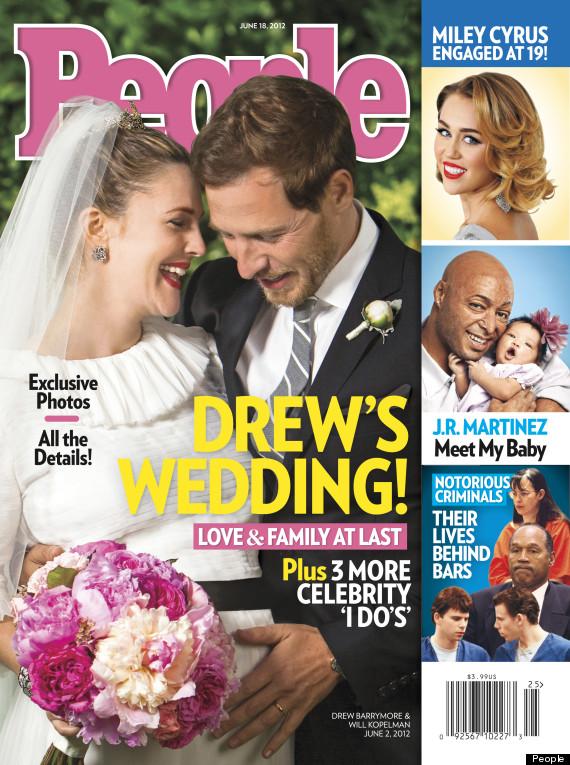 Will Kopelman And Drew Barrymore People Magazine
