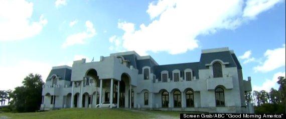 Biggest House In America David Siegel