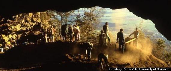 Stone Age Poison