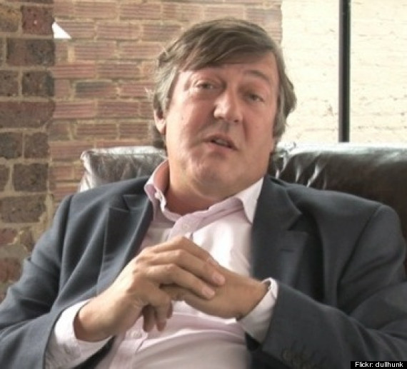 Stephen Fry supports fundraising for Bodleian Library to digitise their First Folio of Shakespeare's plays