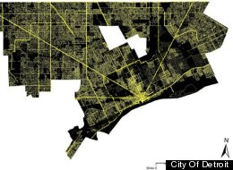 Detroit Lighting Plan