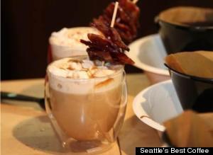 Bacon Coffee