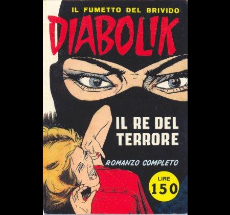 il re del terrore diabolik