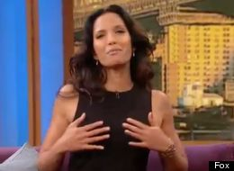 Padma Lakshmi Wendy Williams Boobs