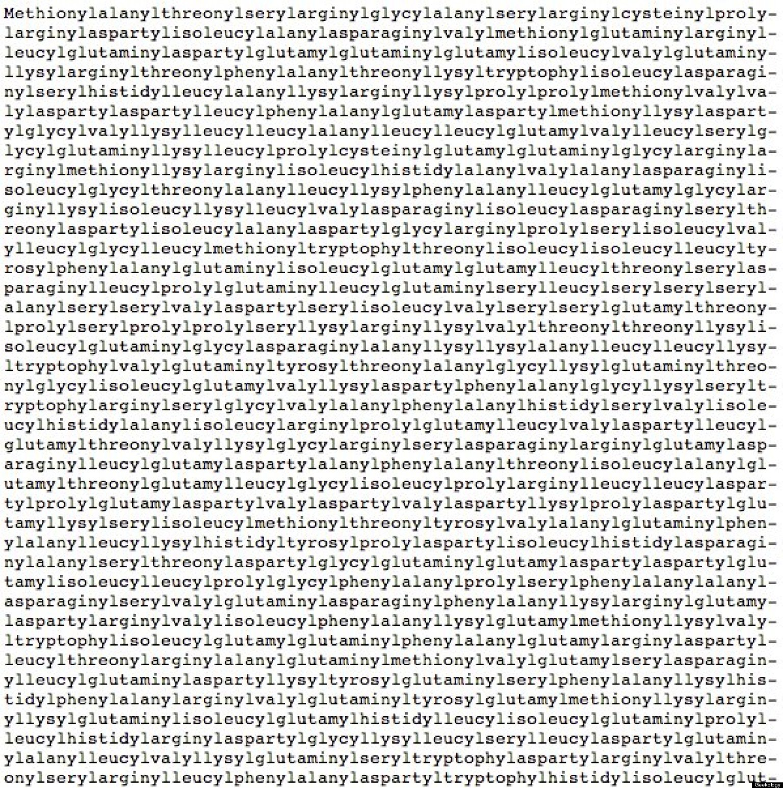 World Longest Word Ever