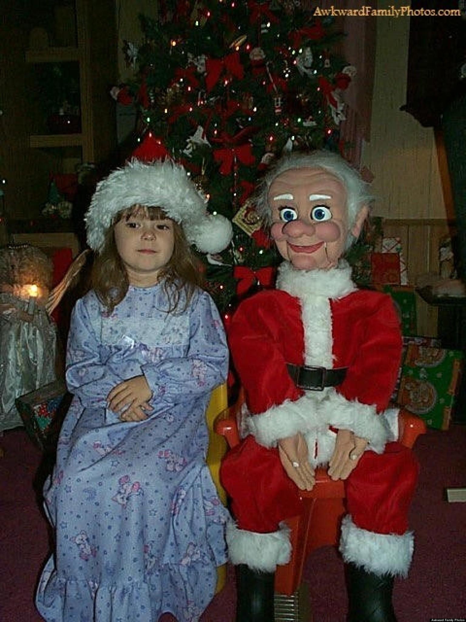 Awkward Family Photos Christmas Edition HuffPost
