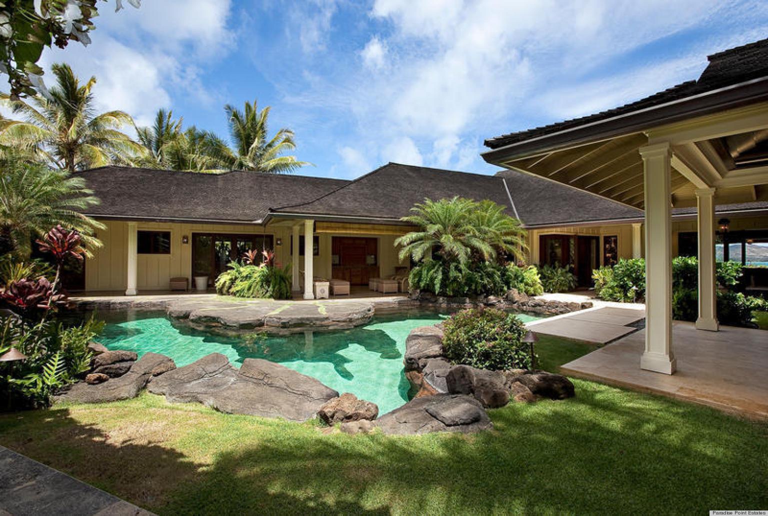 Obama Hawaii House 2013