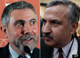 Paul Krugman Thomas Friedman