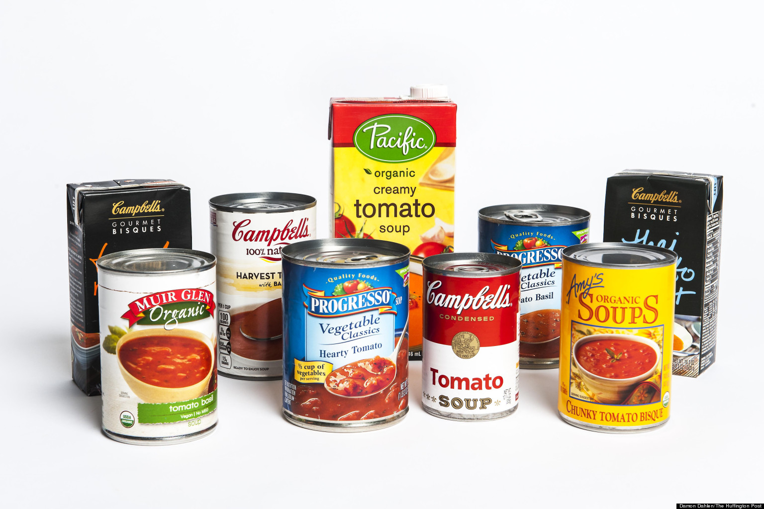 The Best Canned Tomato Soup Our Taste Test Results