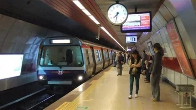 Image result for istanbul, metro, photos