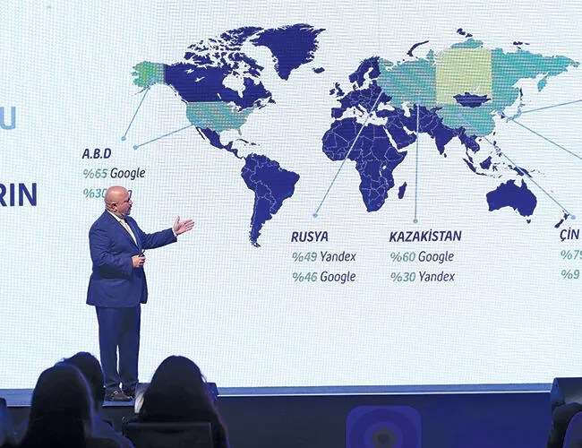 Turkish cellphone operator Turkcell launches search engine