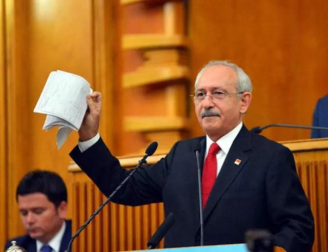CHP files complaint after TRT cuts live broadcast of Kılıçdaroğlu revelation