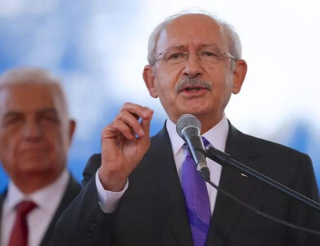CHP leader signals nomination for 2019 presidency bid